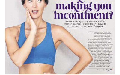 Metro: Could Exercise be Making you Incontinent
