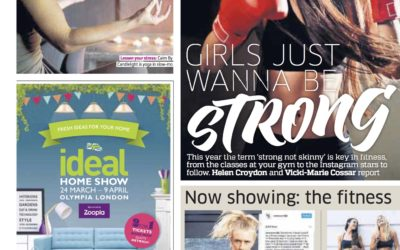Metro: Girls Just Wanna be Strong