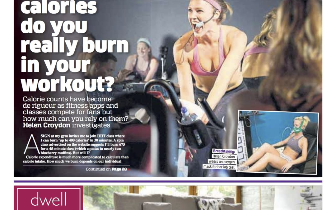 Metro: How many calories do you REALLY burn in a workout?