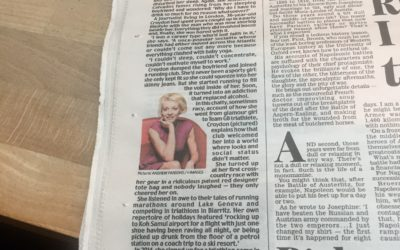 Daily Mail: This Girl Ran book review
